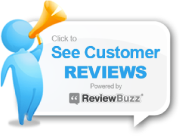See Customer Reviews powered by ReviewBuzz